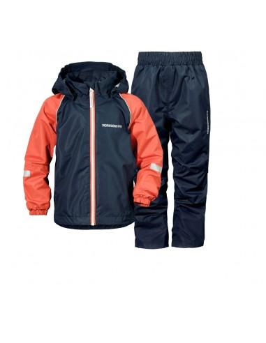 Didriksons kostiumas Trysil, orange